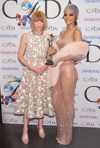 Рианна на премии Оскар 2014